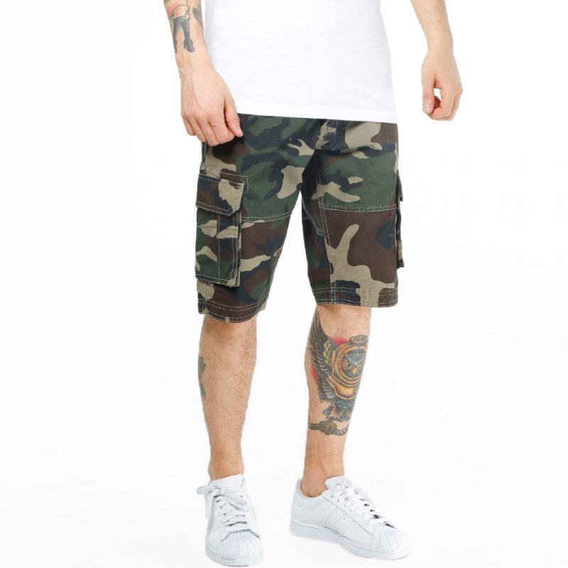 Urban Classics Fitted Cargo -shortsit