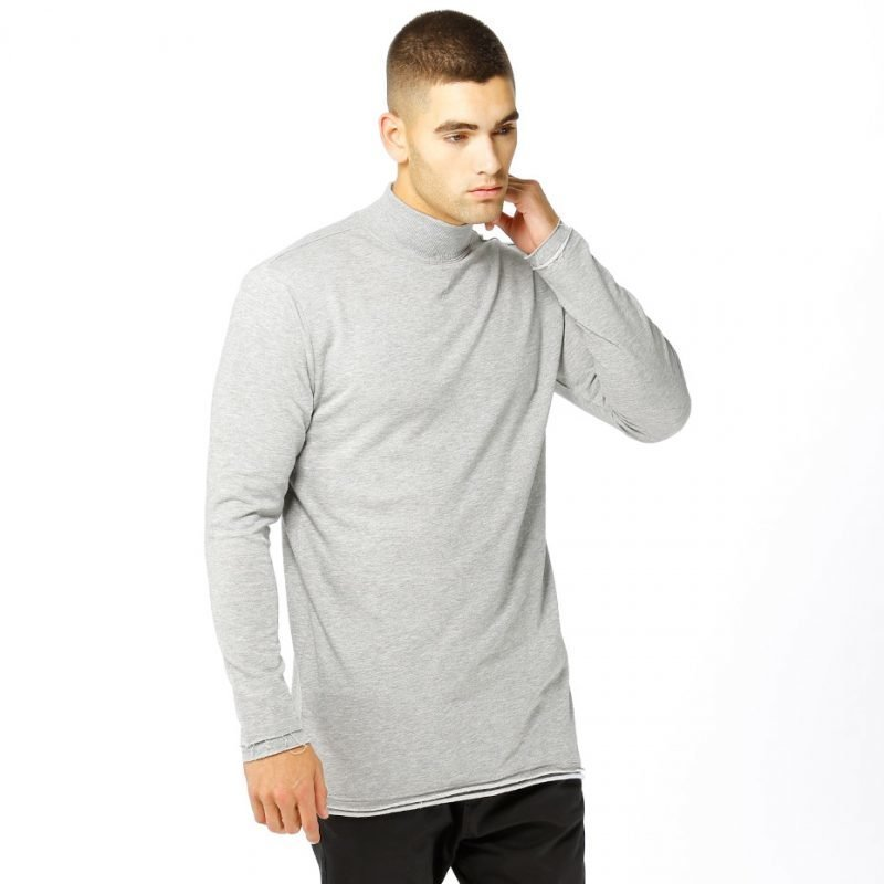 Urban Classics Open Edge Turtleneck -longsleeve