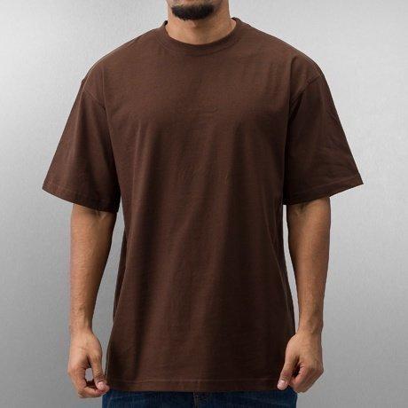 Urban Classics T-paita Ruskea