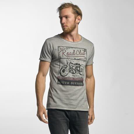 Urban Surface T-paita Harmaa
