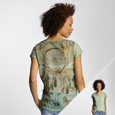 Urban Surface T-paita Vihreä