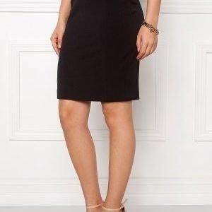 VILA Asmin Skirt Black