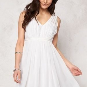 VILA Cotina Dress Snow White