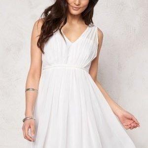 VILA Cotina Dress Snow White