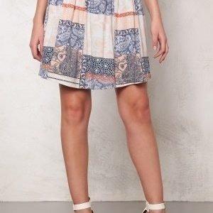 VILA Dalias Skirt Snow White