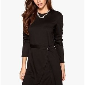 VILA Dara L/S Dress Black