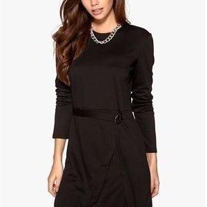 VILA Dara L/S Dress Black