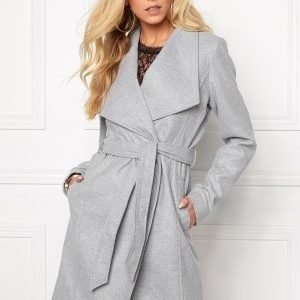 VILA Director Jacket Light Grey Melange