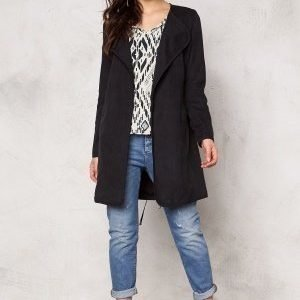 VILA Emmely Chic Coat Black