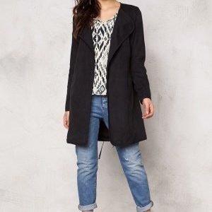 VILA Emmely Chic Coat Black