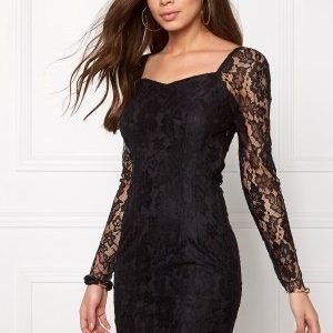 VILA Femira Dress Black