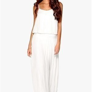VILA Florito maxi dress Lumen valkoinen