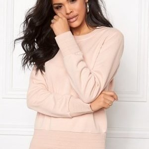 VILA Hamas l/s Top Rose Dust