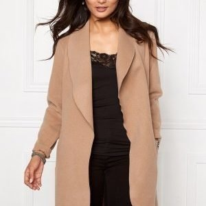 VILA Ida New Coat Dusty Camel