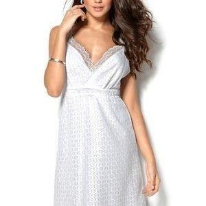 VILA Ihna New Dress Valkoinen