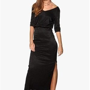 VILA Janari Maxi Dress Black