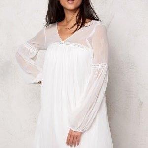 VILA Livaco Dress Snow White