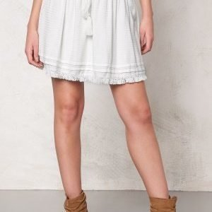 VILA Modi skirt Snow White