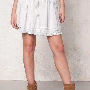 VILA Modi skirt Snow White