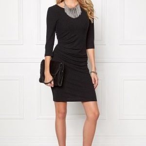 VILA Nimas Detail Dress Black