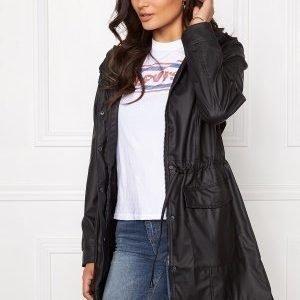 VILA Raina Coat Black