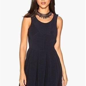 VILA Shale Dress Total Eclipse