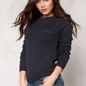 VILA Share Knit Top Totale Eclipse