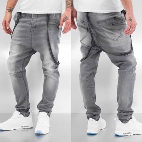 VSCT Clubwear Antifit Farkut Harmaa