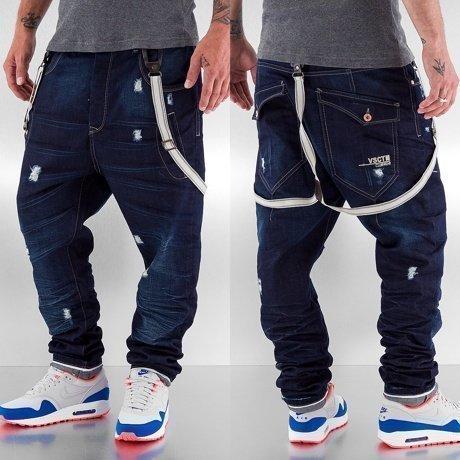 VSCT Clubwear Antifit Farkut Indigonsininen
