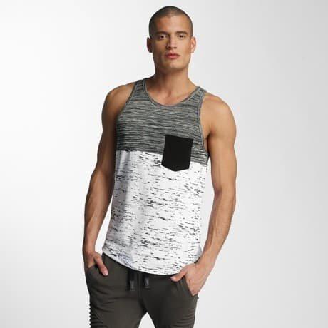 VSCT Clubwear Hihaton Paita Harmaa