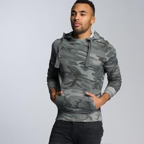 VSCT Clubwear Huppari Camouflage