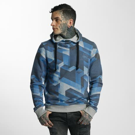 VSCT Clubwear Huppari Indigonsininen