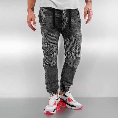 VSCT Clubwear Kapeat Farkut Harmaa