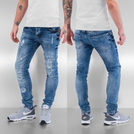 VSCT Clubwear Kapeat Farkut Sininen
