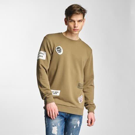 VSCT Clubwear Pusero Khakiruskea