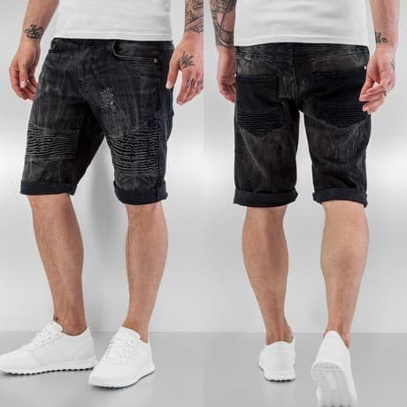 VSCT Clubwear Shortsit Musta
