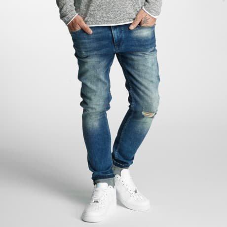 VSCT Clubwear Slim Fit Farkut Sininen