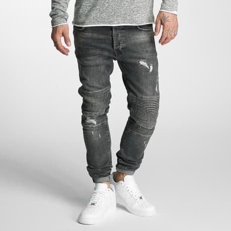 VSCT Clubwear Straight Fit Farkut Harmaa