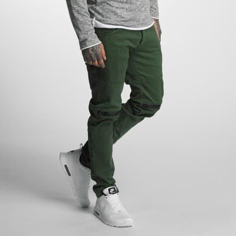 VSCT Clubwear Straight Fit Farkut Oliivi
