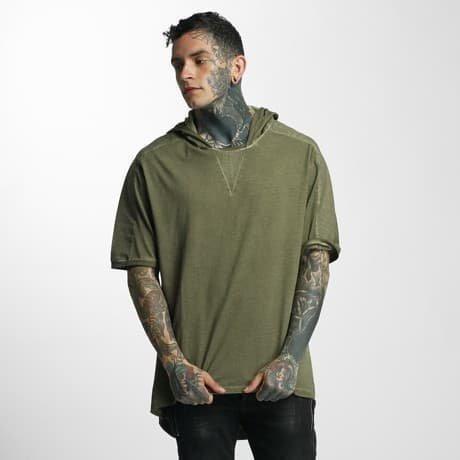 VSCT Clubwear T-paita Khakiruskea