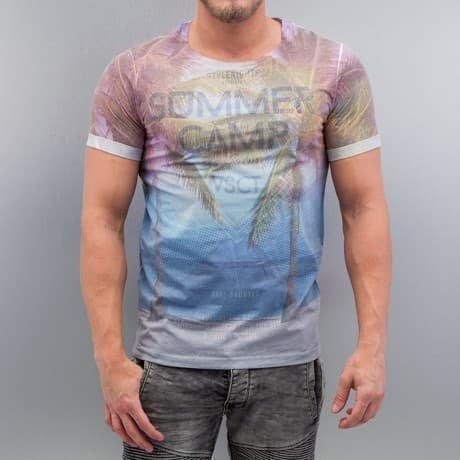VSCT Clubwear T-paita Kirjava