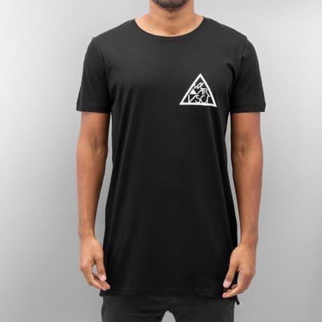 VSCT Clubwear T-paita Musta