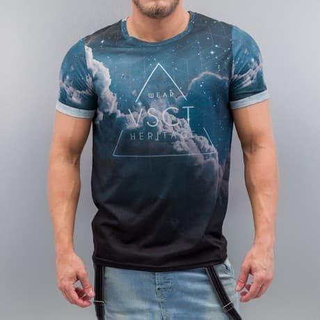 VSCT Clubwear T-paita Sininen
