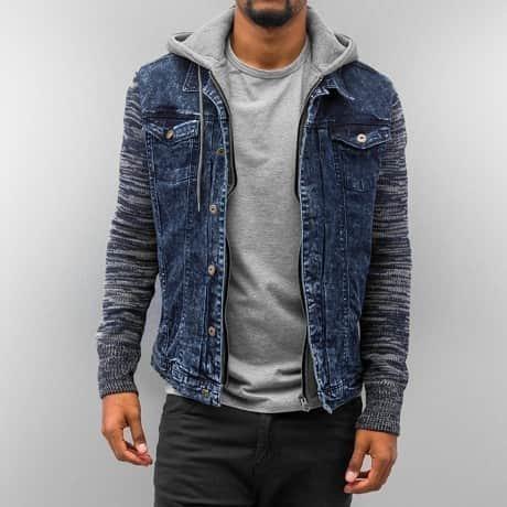 VSCT Clubwear Välikausitakki Sininen