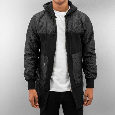 VSCT Clubwear Vetoketjuhuppari Musta