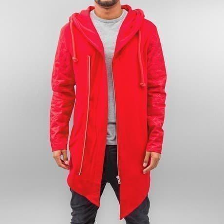 VSCT Clubwear Vetoketjuhuppari Punainen