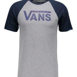 Vans Classic Ss Raglan T-paita
