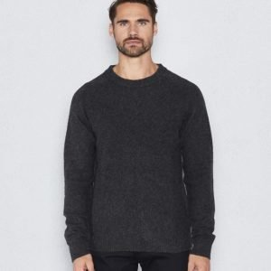 Velour by Nostalgi Andrew Knit Grey