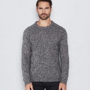 Velour by Nostalgi Andy Knit Grey