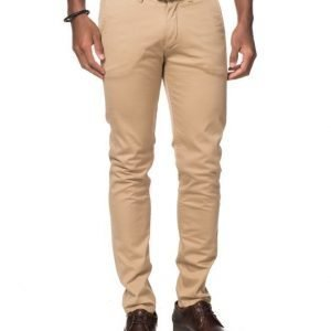 Velour by Nostalgi Joshua Slim Light Beige